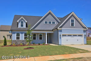 1200 Caracara Drive, Fairfield Harbour, New Bern NC - $259,600