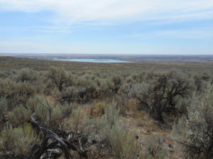 View of Banks Lake