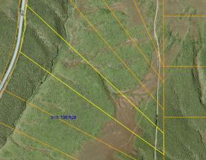 Lot 9 aerial map