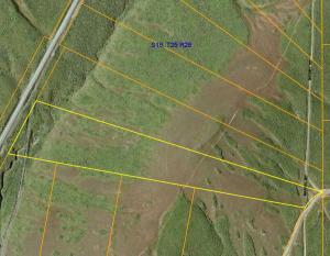 Lot 13 aerial map