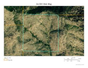 160 acre Aerial Photo